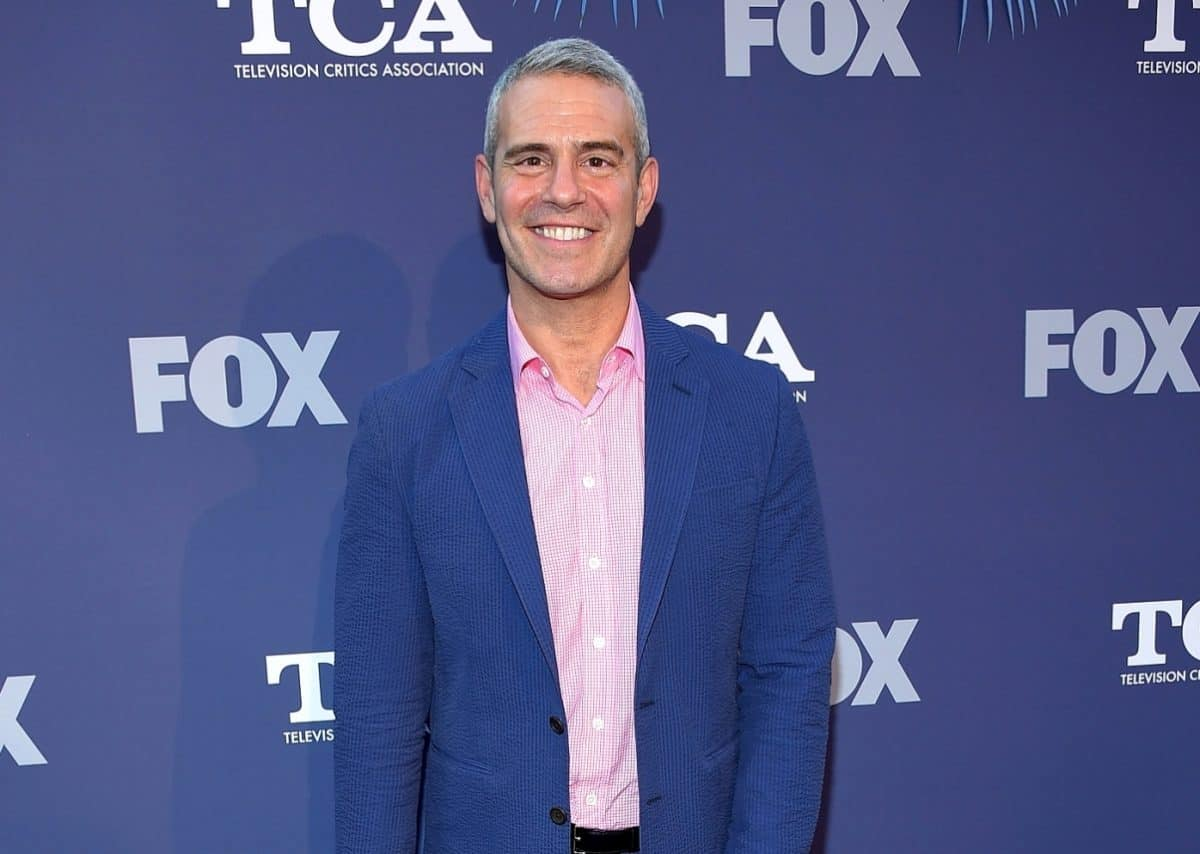 Andy Cohen Picks A Side In Vicki Gunvalson Tamra Judge39s