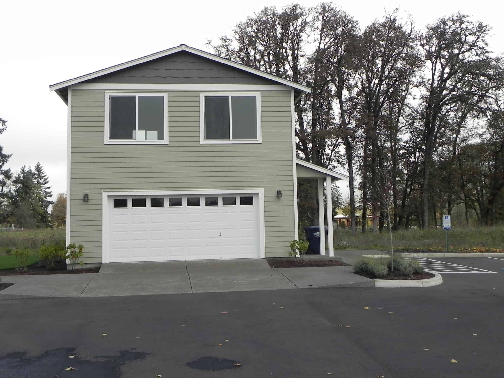 Garage Builders Tri Cities Wa Plan 2 24 Ft X 24 Ft Reality Homes Inc Custom Home Builders