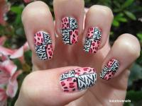 Cheetah Print Nails Designs | Nail Designs, Hair Styles ...