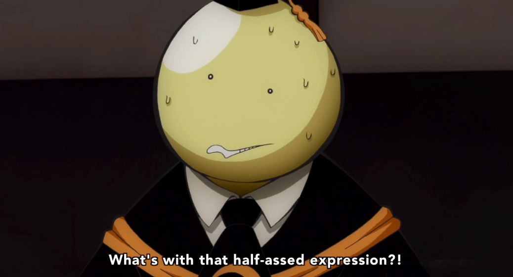 Assassination Classroom Fall Wallpaper Top Spring 2015 Anime Final Ratings Mage In A Barrel
