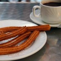 bizarre foods: Spanish honeymoon