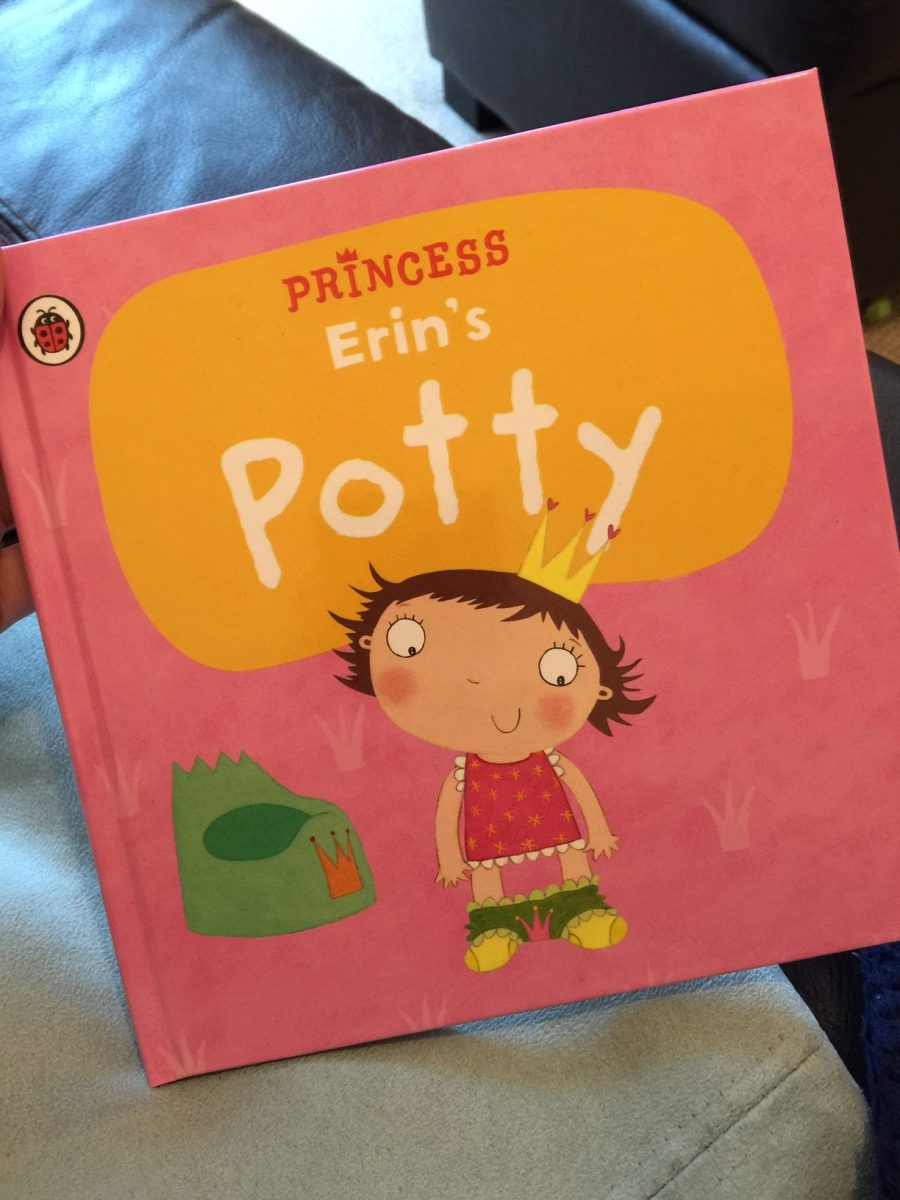 REVIEW – Penwizard Personalised Princess Potty Book
