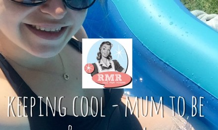 Keeping Cool – Mum to be and Toddler!