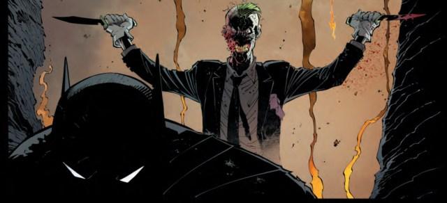 """The Joker in """"Endgame"""" (2015)"""