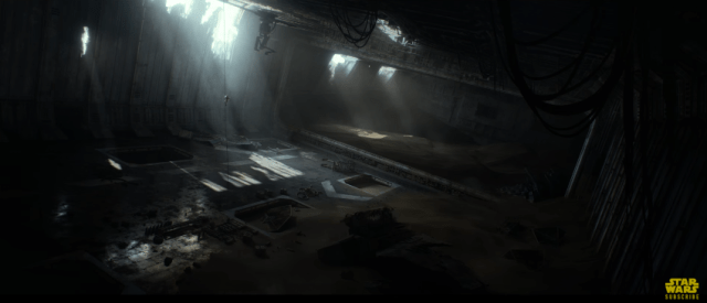 rey in hanger