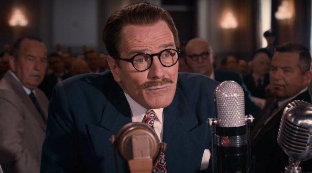 Trumbo testifying