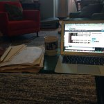 From the Desk of … Lynn Melnick