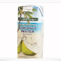 Coconut Water: Hydration Alternative to GMO'ed Pedialyte