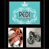 Pedi Princess Flip Flops for Princesses Everywhere!