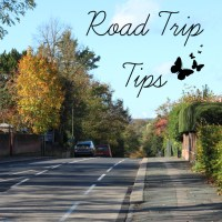 Eight Road Trip Tips