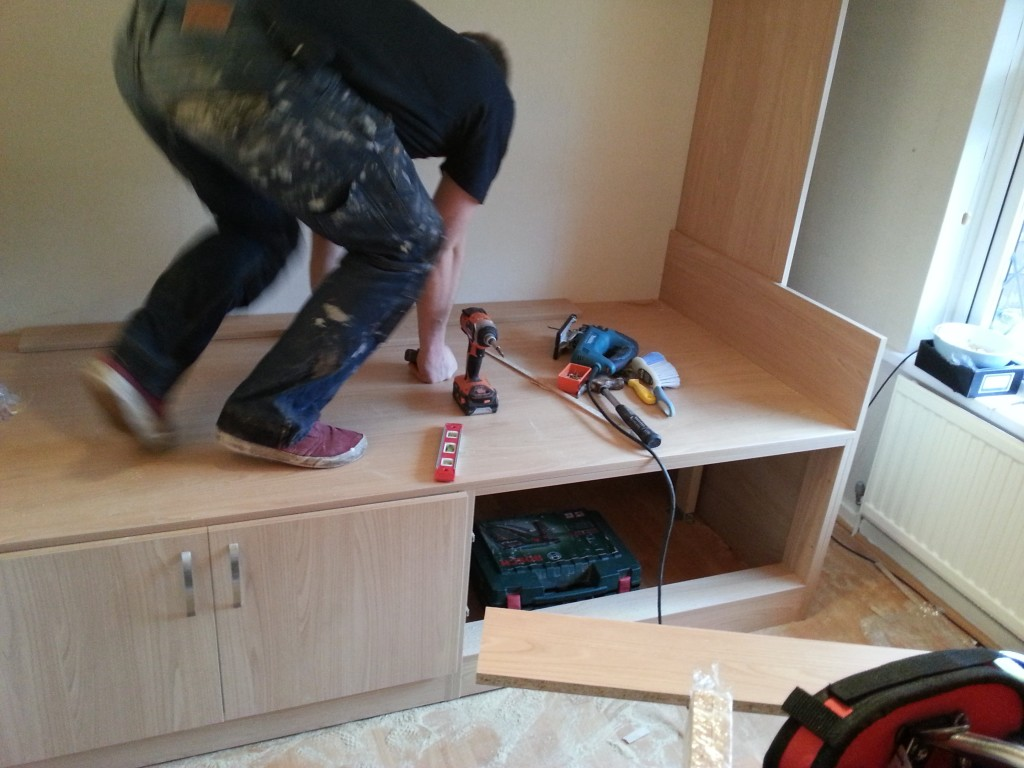 Small Beds For Box Rooms Bespoke Fitted Furniture For A Box Room