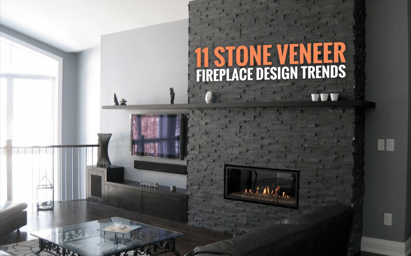 Houzz Electric Fireplace 11 Stone Veneer Fireplace Surround Design Trends & Where