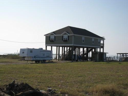 Medium Of House On Stilts