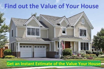 sell your house - find out the value first