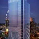 Rendering of Colorado Tower in Austin