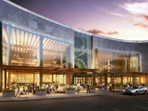 Rendering of Galleria improvements in Houston