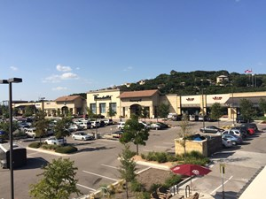 Quinlan Crossing center in Austin was purchased by Whitestone REIT.