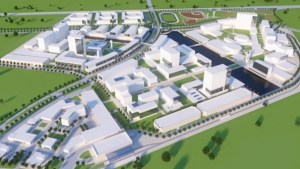 ut houston rendering campus