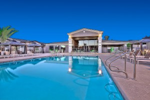 Hines purchased the Domain Apartments in Henderson, Nevada.