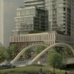 Rendering of Austin project