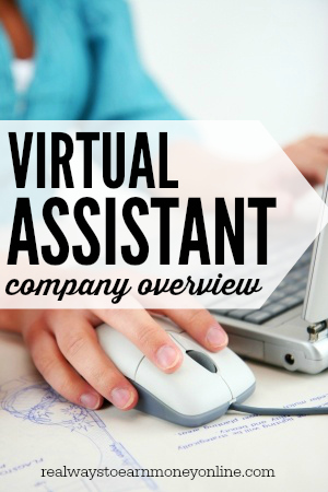 This is an overview of a virtual assistant company that you may be able to work at home for. Included is info on pay, hours, how to apply, and more.