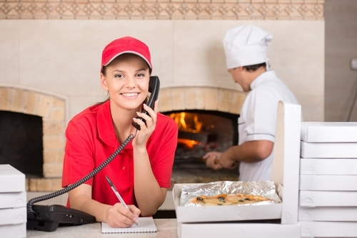 How to Work From Home Placing Restaurant Orders