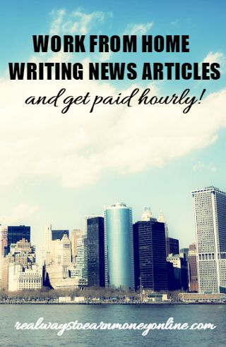Get Paid to Write Short News Articles For SmartBrief - Work Articles