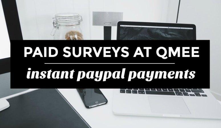 Qmee (My Favorite Side Earner) Now Offering Paid Surveys