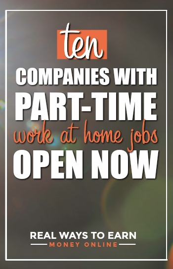 Part Time Work From Home Jobs - 10 Companies Hiring Now! - contract between two companies for services