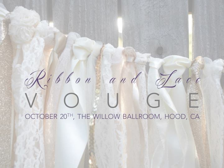 Sacramento Wedding Gowns: Today's the Day for Ribbon And Lace Vogue Fashion Event And Trunk Show