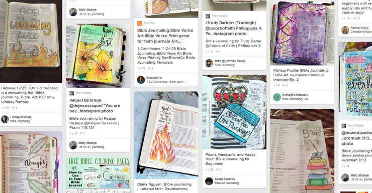 Is Bible Journaling Good For Bible Study? Three Cautions to Consider