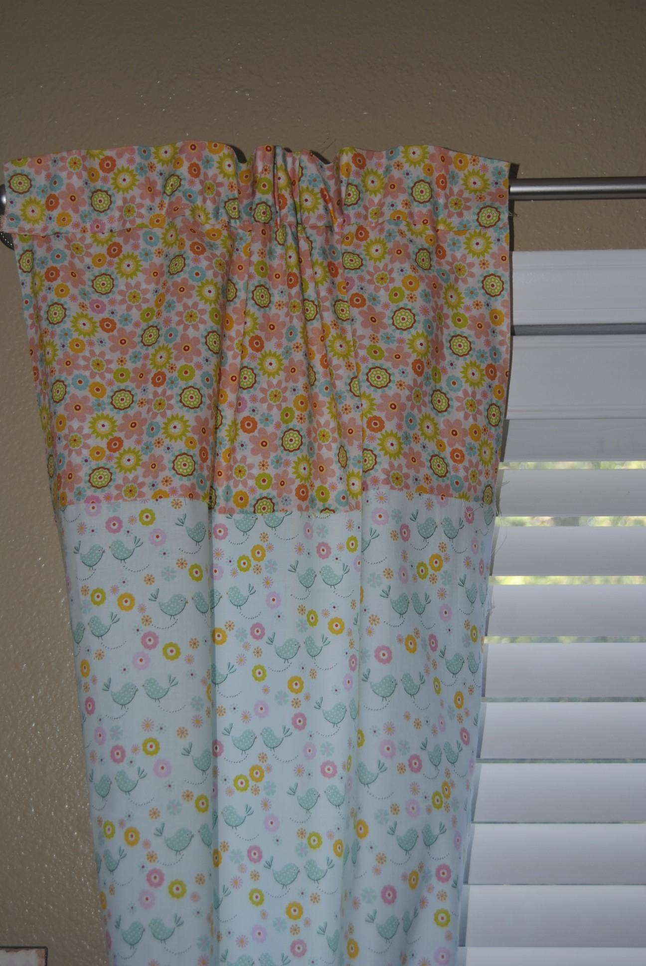 Diy Fat Quarter Projects Diy Fat Quarter Curtains Easy Sewing Project
