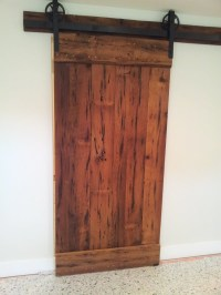 Rustic Barn Door! | Rebarn, Toronto, Sliding Barn Doors ...