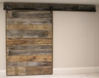 A Rustic Barn Door In Forrest Hill! | Rebarn, Toronto ...