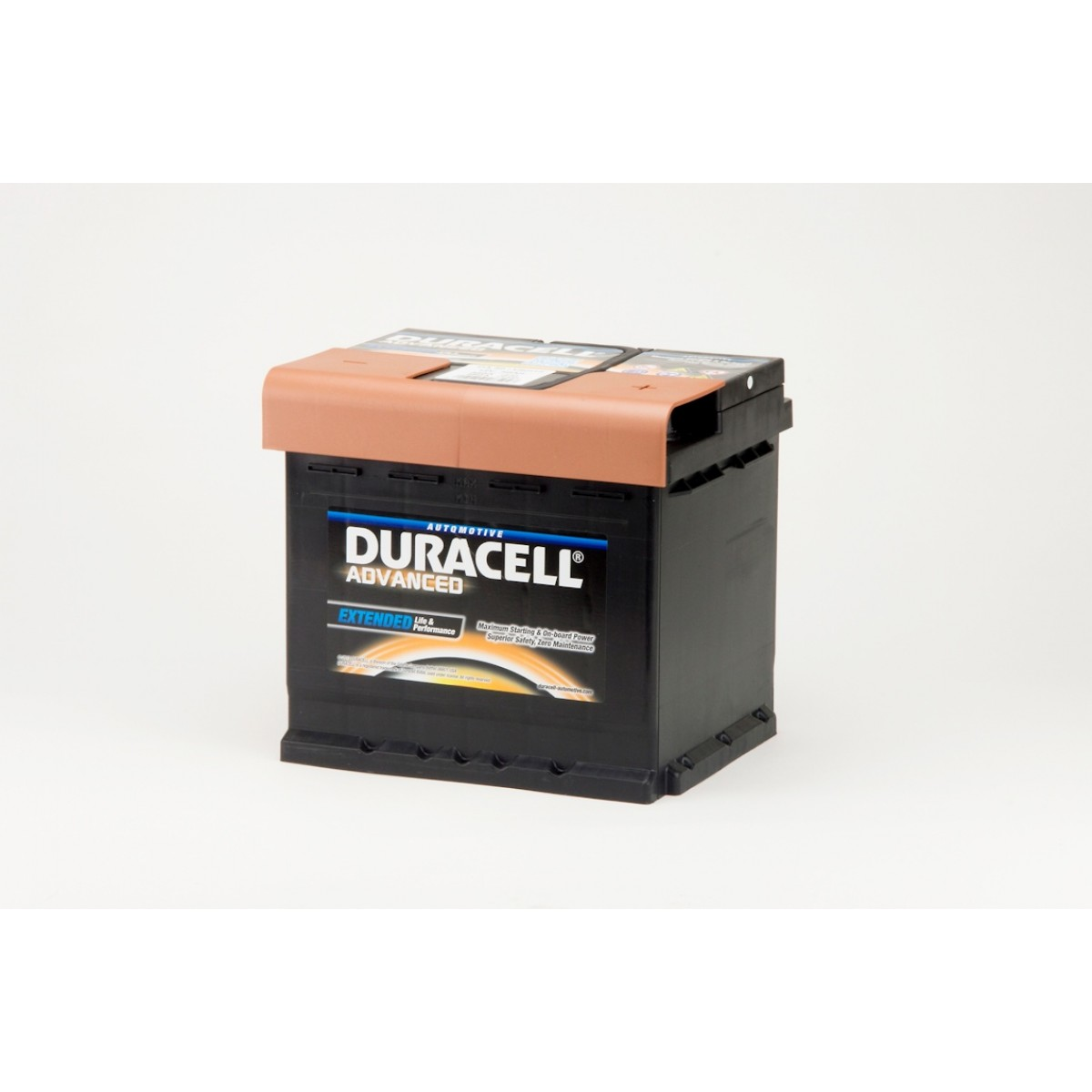 Voltage Auto Accu Auto Accu Duracell Advanced Da 50 12v 50ah