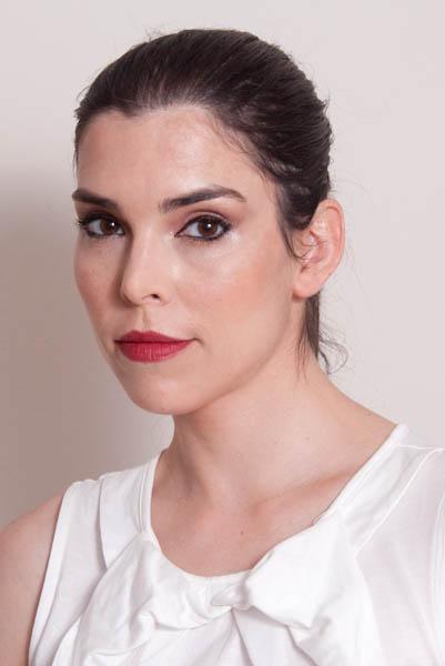 Maquillaje de Sandra de Yves Saint Laurent a María Monedero