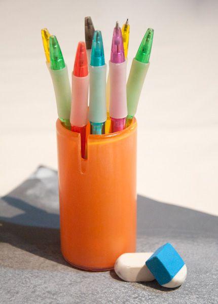 Un ejemplo de uso del reciclaje de un envase cosmético