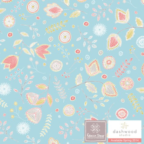 Prairie by Rebecca Stoner for Dashwood Studio - PRAI 1051