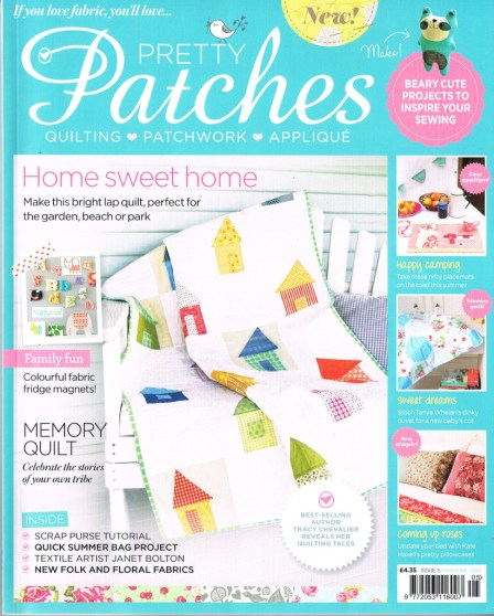 Pretty Patches cover