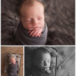 Gorgeous baby boy {Cedar Rapids newborn photographer}