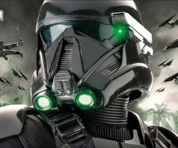 Star Wars Rogue One Upcoming Books for Christmas