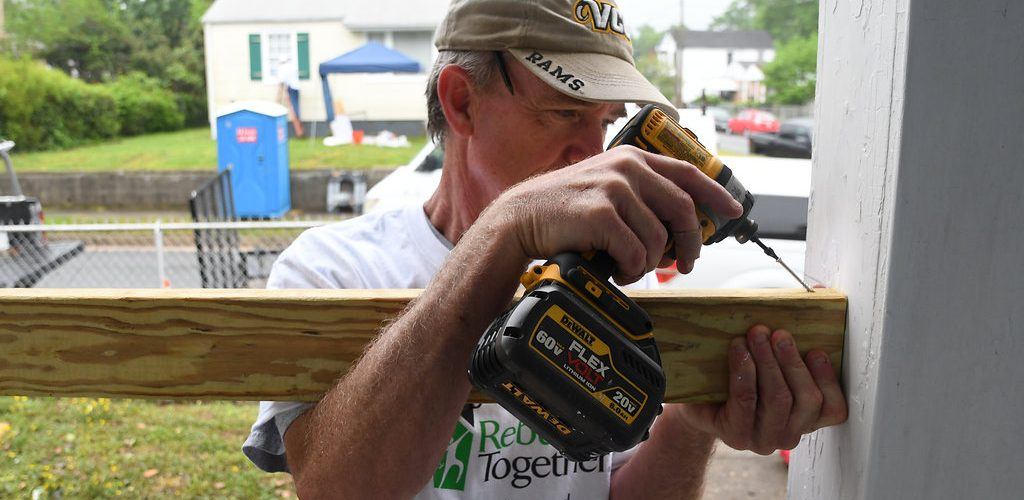 Now Hiring! Construction Manager \u2013 Rebuilding Together Richmond
