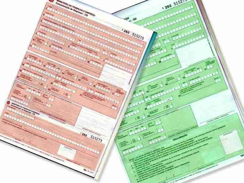 Documentos necessários para seguro desemprego