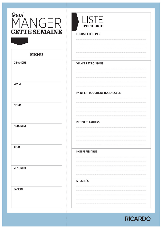 liste word cv
