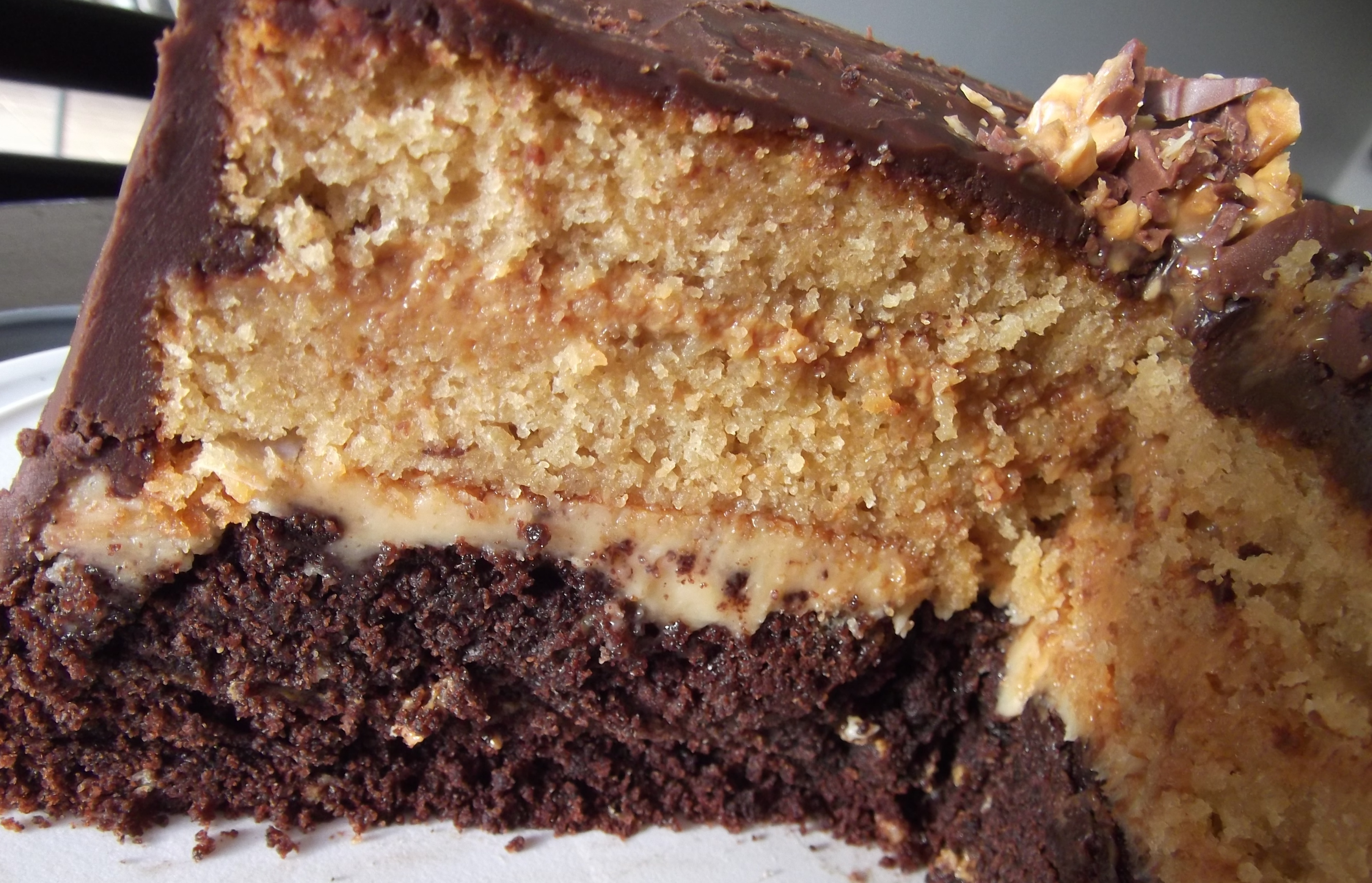Snickers Kuchen Torte Snickers Cake Recipe Adaptors