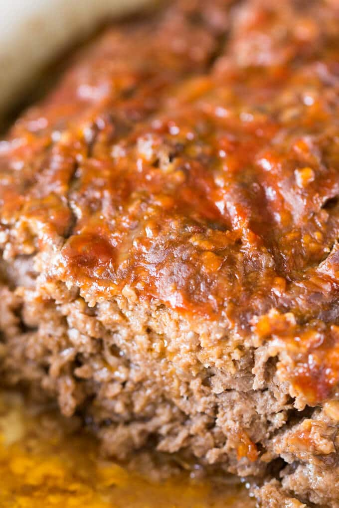 Meatloaf Without Eggs \u2022 Recipe for Perfection