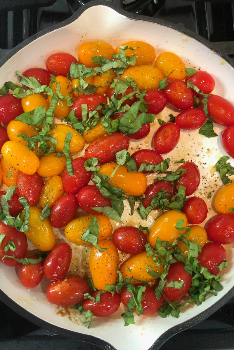 Sauteed Cherry Tomatoes Recipe Girl