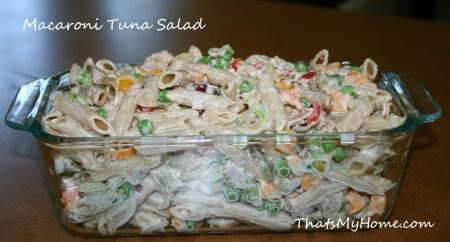 Heavenly Ham Tuna Salad Recipe