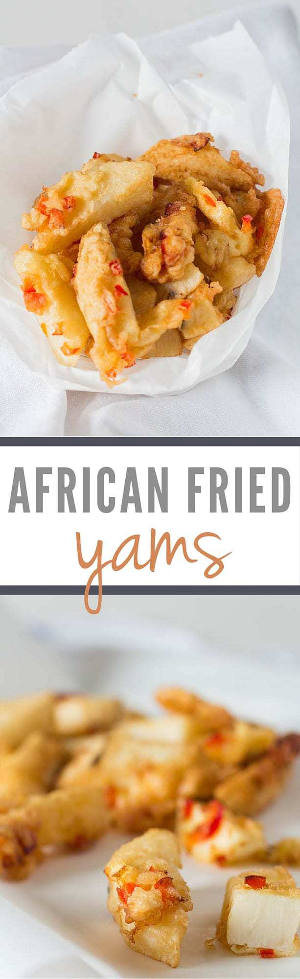 Cuisine Yam How To Cook African Yam Fries Sierra Leone Flavours
