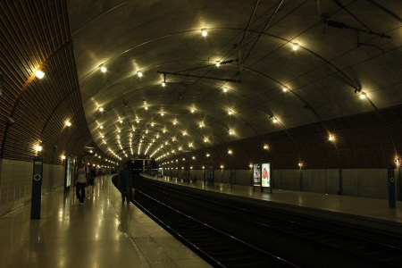 Train Inside France